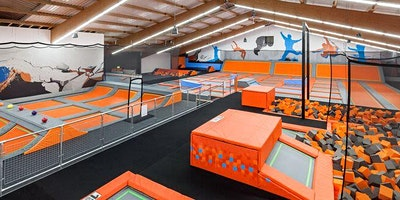 Trampolining Sessions @ Better Extreme Gosling