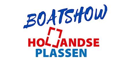 Boatshow Hollandse Plassen tickets