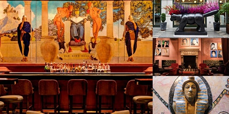 'The Hidden Art Treasures Inside NYC's Hotel Bars and Lobbies' Webinar tickets