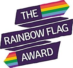 Rainbow Flag Award Q&A with LGBT+ Service Nottinghamshire tickets