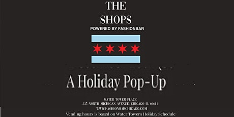VEND @ The Shops! December 2020 - A Holiday Pop-Up tickets