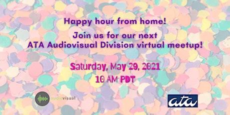 Audiovisual Linguists Happy Hour - ONLINE boletos