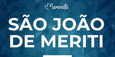 Celebração 23 de maio | Domingo | São João de Meriti ingressos