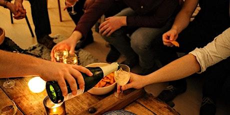 Apéro détente & rencontres amicales, raclette et autre repas. tickets