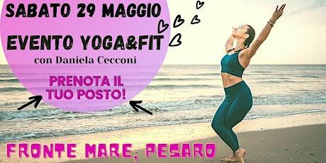 Lezione e colazione Yoga&Fit  biglietti