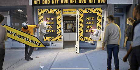 NFT DVD Grand Opening -- FREE tickets