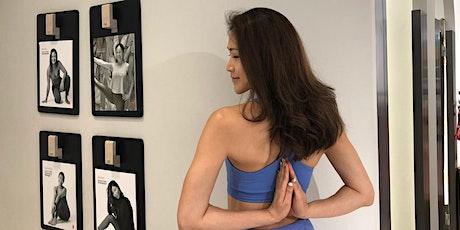Valerie Lui x Sweaty Betty Stretch & Sweat (Bilingual) tickets
