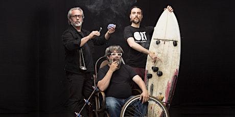 ORT - Orquesta ReuSónica Trio biglietti