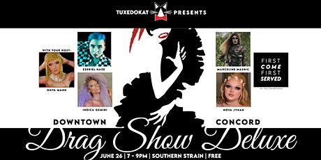 Downtown Concord Drag Show Deluxe tickets