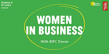Women in Business Panel: Women in STEM tickets