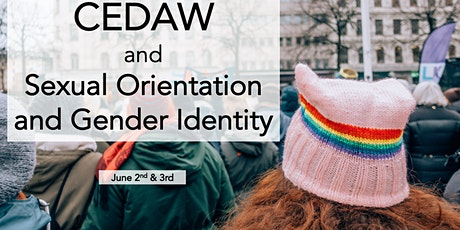 CEDAW and Sexual Orientation and Gender Identity, June 2 and 3 tickets