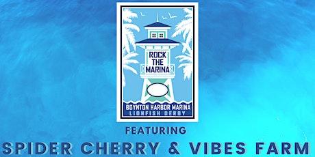 Rock the Marina & Lionfish Derby tickets