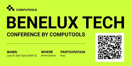 Benelux Tech Conference by Computools tickets