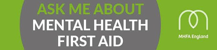Adult Mental Health First Aid (MHFA England) image