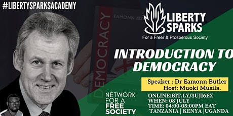 Introduction to Democracy tickets