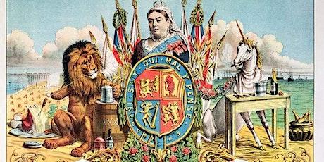 1001 ночь - ароматы Британской империи tickets
