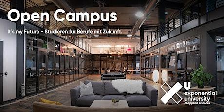 Open Campus – XU Exponential University boletos