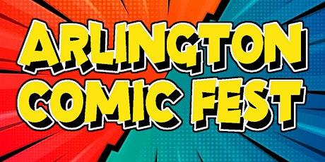 Arlington Comic Fest tickets
