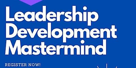 Leadership Development Mastermind tickets