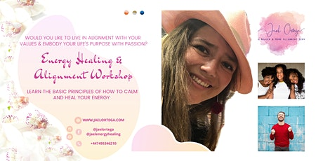 FREE ENERGY HEALING & ALIGNMENT LEVEL 1 WORKSHOP tickets