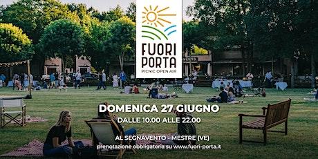 FUORI PORTA @ Segnavento - Domenica 27 Giugno biglietti
