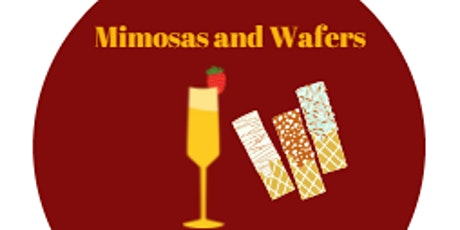 "Mimosas & Wafers Poetry Collection  ""Come Union""  Book Launch & Signing tickets"