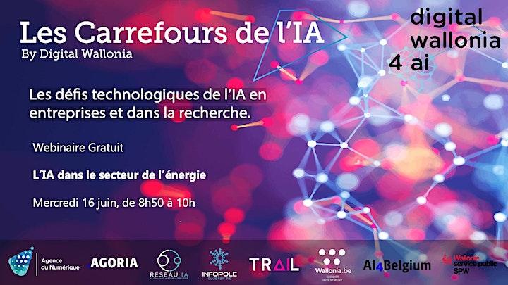 Image pour Les Carrefours de l'IA - L'IA dans le secteur de l'énergie