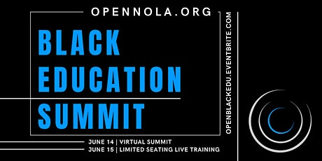 2nd Annual Black Education Summit tickets