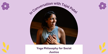 Yoga Philosophy for Social Justice tickets