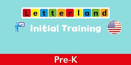 Letterland Initial Pre-K Virtual Training [ 1488 ] tickets