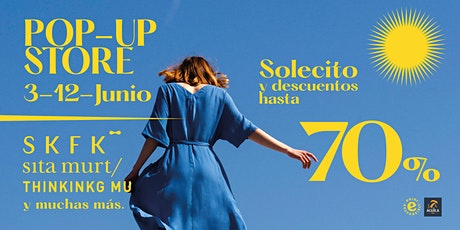 Pop-Up store moda multimarca entradas