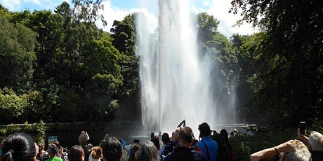Rotary Club of Halifax Castle Carr Fountains and Walk tickets