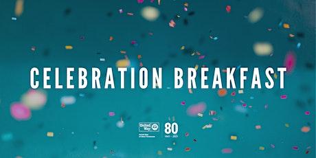 Celebration Breakfast 2021 tickets