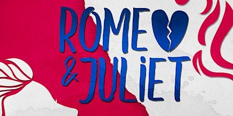 Immersion Theatre presents Romeo & Juliet tickets