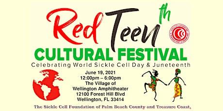 Redteenth Cultural Festival tickets