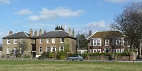 Blackheath Society: Walk & Talk, Society Historic Walk 2021, The  NE Corner tickets