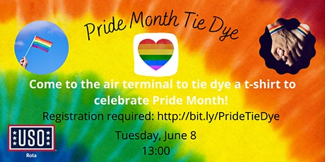 Pride Month Tie Dye Celebration entradas