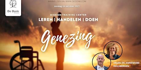 Mission Training Center | Arjan en Annemieke Hulsbergen tickets