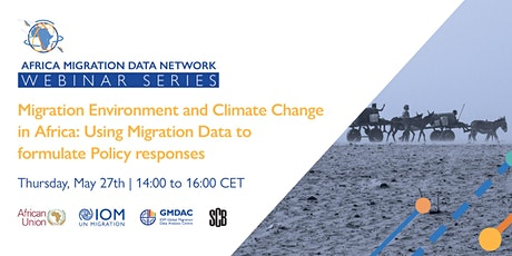 Migration Environment and Climate Change in Africa tickets