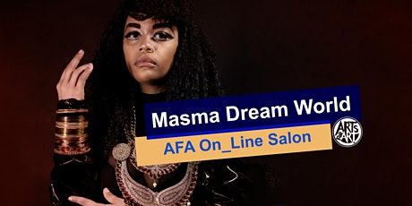 Masma Dream World  |  AFA On_Line Salon tickets