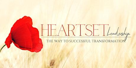 Heartset Leadership Masterclass tickets