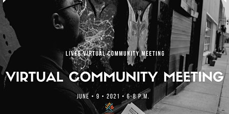 Live6 Alliance Q2 Virtual Community Meeting tickets