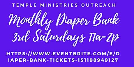 Diaper Bank tickets