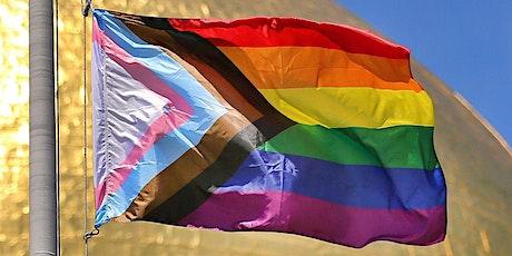 FLX Pride Flag Raising Livestream tickets