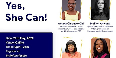 Yes! She Can ! 2.0 Who says a woman can't have it all ?? tickets