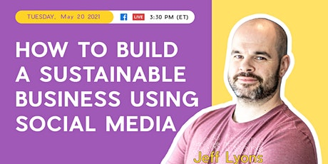 How to Build a Sustainable Business Using Social Media Tickets