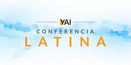 Conferencia Latina - 2021 boletos