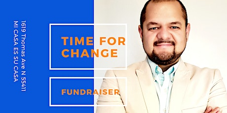 TIME FOR CHANGE FUNDRAISER tickets
