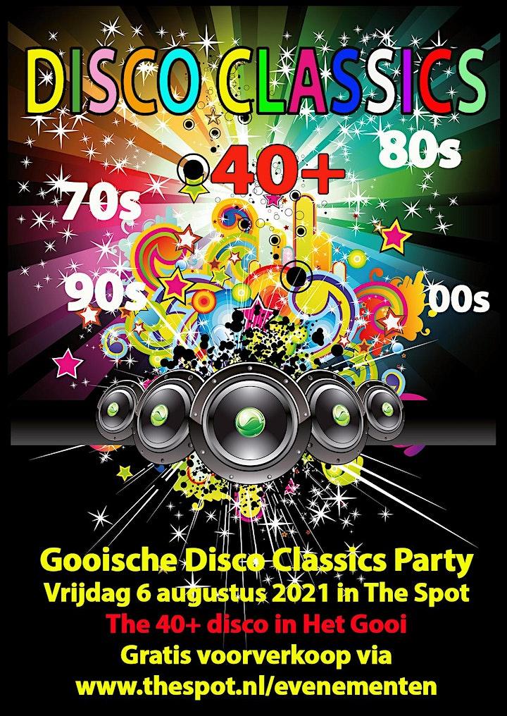 Afbeelding van Gooische Disco Classics Party