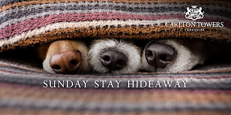 Sunday Stay Hideaway tickets